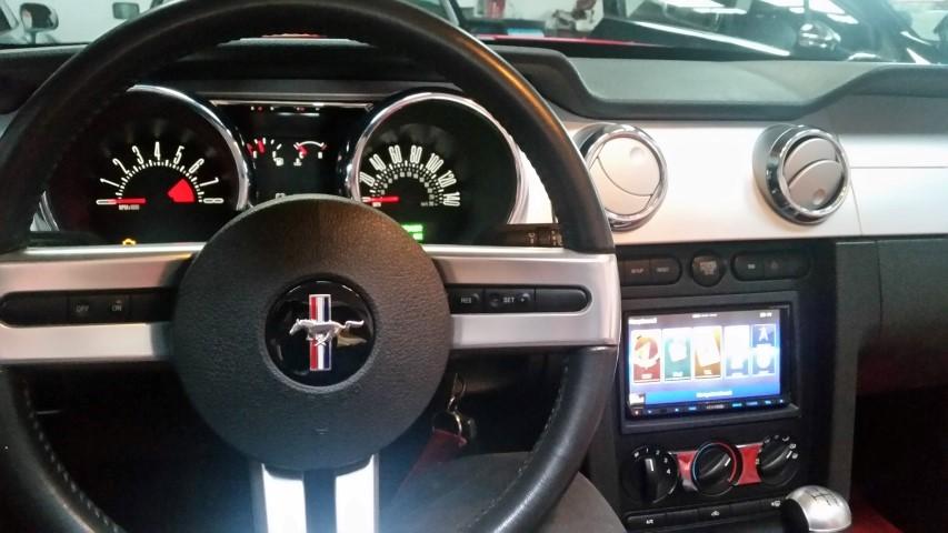 Ford_Mustang_Kenwood_navi_Dab+_Rückfahrkamera_sound_connect