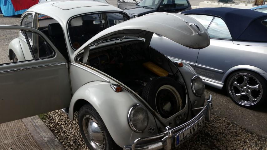 vw Käfer JVC Car Hifi