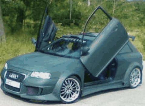 ME-Speedshop Audi A3 Breitbau LSD