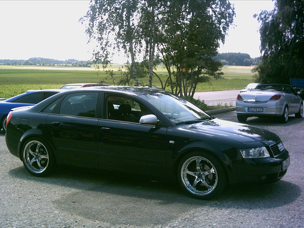 ME-Speedshop Audi A4 Barracuda