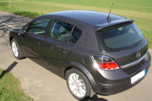 ME-Speedshop Astra H z20lel Turbo 340 PS