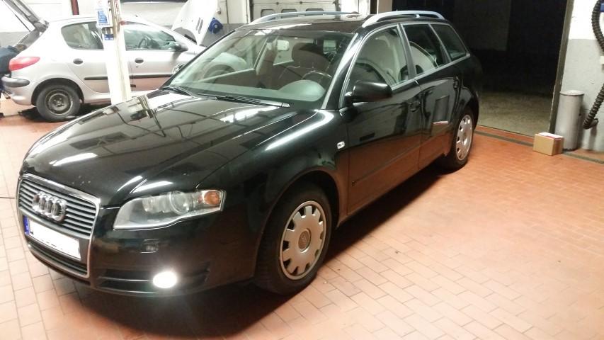 Audi A4 B7 Doppel Din DAB+Kenwood