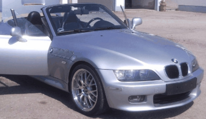 ME-Speedshop BMW z3 Car Hifi
