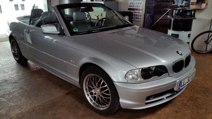 ME-Speedshop E46 Cabrio Car Hifi