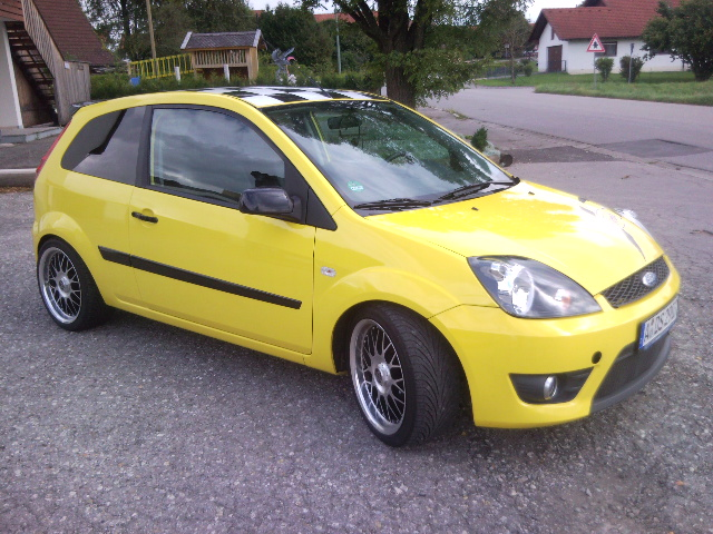 ME-Speedshop Fiesta ST Car Hifi