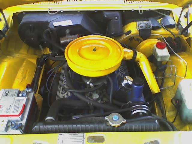 ME-Speedshop Ford Granada Lautsprecher