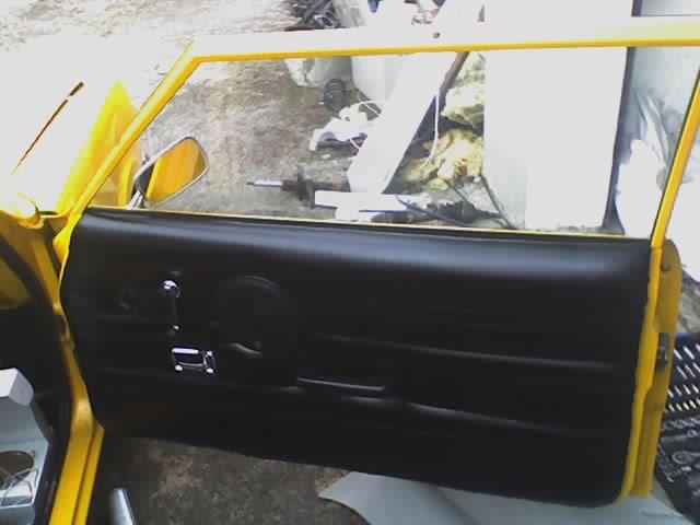 Ford Granada Lautsprecher