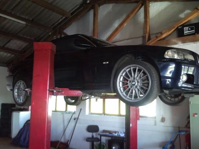 ME-Speedshop E46 Cabrio Bastuck Auspuff
