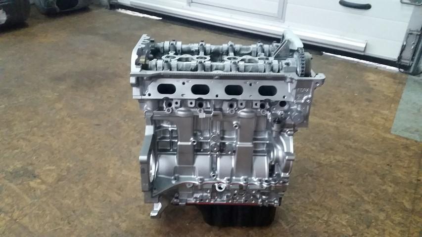 peugeot 207 RC Motor wechsel