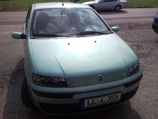 Fiat Punto Autoradio 1Din
