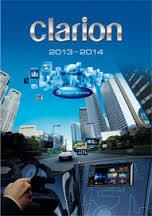 Clarion Autoradio Katalog